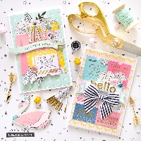 Happy mail swap paper crafters only