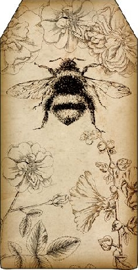 TAG with a Bee Theme