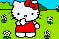 Hello Kitty ATC Swap