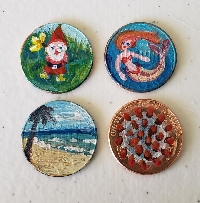 Swap Some Painted Pennies!