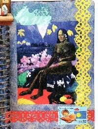 Impressionist Art 5 x 7 page