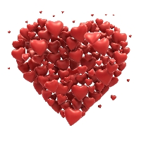 1,000 Hearts!