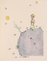 The Little Prince ATC