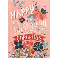 Happy Birthday Card - June