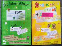 2 Sticker Slams #5