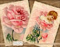 The power of flowers ATC