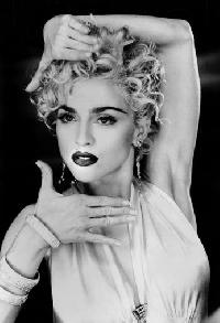 Madonna and Song Lyrics ATC Swap