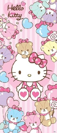 Hello Kitty in my profile