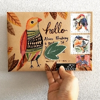 MAIL ART: Birds