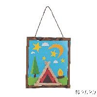 USA Camp Happy Mail #3-Camp Crafts