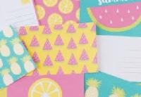 Summer Postcard Swap
