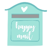 Happy Mail - US #1