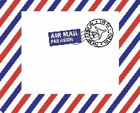 Postcard Pick Up #10 International