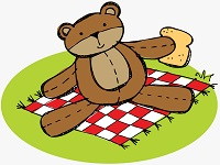 Teddy Bear Picnic Day profile decoration