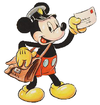 Disney Happy Mail #3