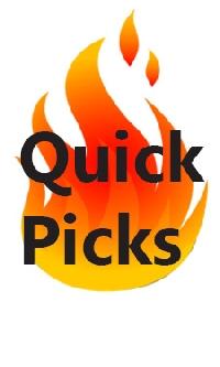 Quick Pick 3 Swap #8