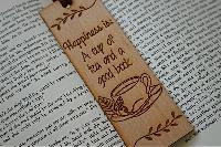 Handmade Bookmark & Tea Swap #2