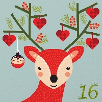 WIYM: Blind envie swap #16-Christmas card
