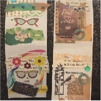 Receipt Roll Collage!