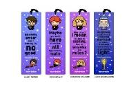 Handmade Harry Potter Bookmark Swap