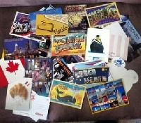 10 Postcards to Get Rid Of -International