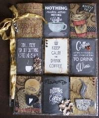 DYSC?-Coffee Mini 3 Pocket Letter-USA
