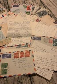 VES: Vintage Postal Ephemera Swap #1
