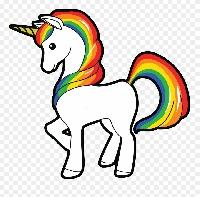 Rainbows, Unicorns & Glitter Happy Mail