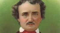 Edgar Allan Poe - Round 2 -  Flat Item - USA