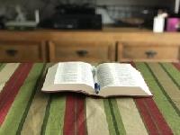 TPC: Handmade Bookmark