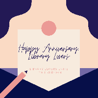 Library Lovers Unite Anniversary Swap (Email)