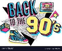 80's/90's Retro Happy Mail
