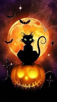 MissBrenda's Halloween Card Swap #5