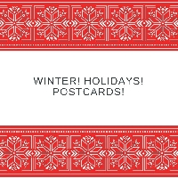 Holiday Postcard Swap!
