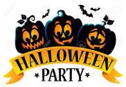 Quarantine Halloween Party