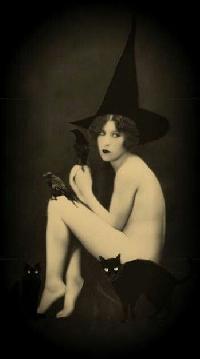 VS - Halloween Nude ATC