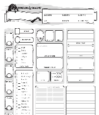 ATC: your d&d character!