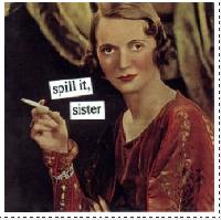 Spill it Sister 2020 part 2