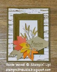 MissBrenda's Thanksgiving Card Swap #4