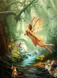 Elves! Fairies! Magick!