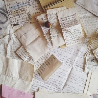 Vintage Theme Mail Swap #1