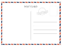 Playlist Post Card