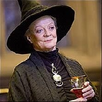 Professor McGonagall's Birthday - profile e-swap