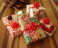 Christmas advent calendar day 1+2