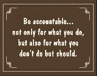 Accountability Swap