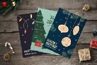 UBER CHRISTMAS CARD SWAP- USA