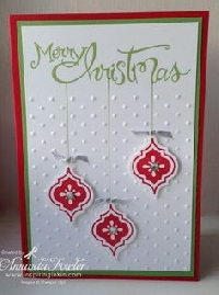 MissBrenda's Christmas Card Swap #1