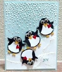 MissBrenda's Christmas Card Swap #5