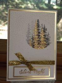 MissBrenda's Christmas Card Swap #6