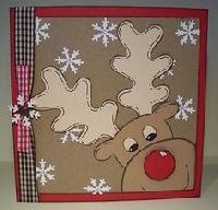 MissBrenda's Christmas Card Swap #7
